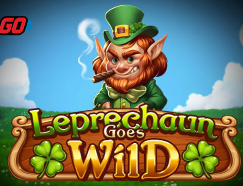 Play'n GO's new slot Leprechaun Goes Wild latest in popular series
